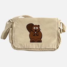 Beaver Messenger Bag