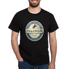 Palomar Dak Ale Black T-Shirt