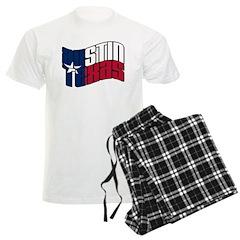 Austin TX Flag Pajamas