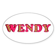 Wendy Decal