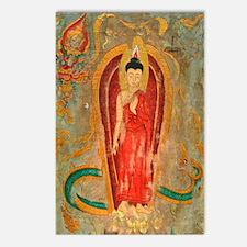Enchanted Buddha Postcards (8)