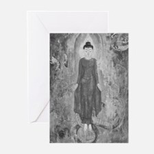 The World Behind B&W Greeting Cards (Pk of 10)