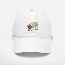 """""""French Bulldog 1"""" Baseball Baseball Cap"""