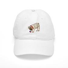 """French Bulldog 1"" Baseball Cap"