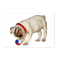 """""""French Bulldog 1"""" Postcards (Package of 8)"""