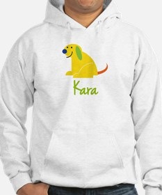Kara Loves Puppies Hoodie Sweatshirt
