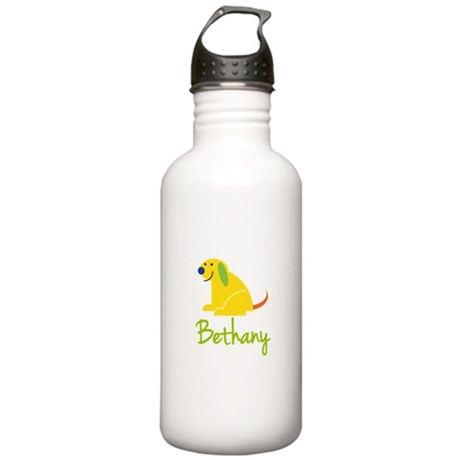 Bethany Loves Puppies Stainless Water Bottle 1.0L