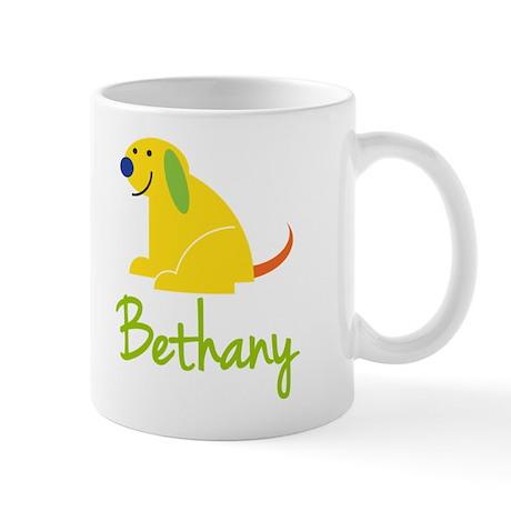 Bethany Loves Puppies Mug