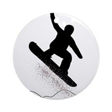 Cool Runnings Ornament (Round)