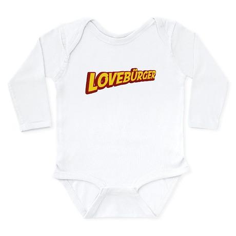 Lovebürger Long Sleeve Infant Bodysuit