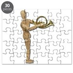 Play Simple French Horn Puzzle