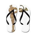 Play Simple French Horn Flip Flops
