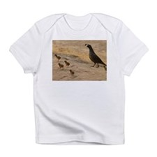 Quail Family Infant T-Shirt