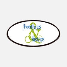 Brothers & Sisters Television Patches