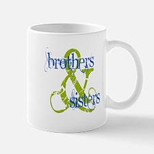 Brothers & Sisters Television Mug
