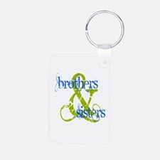 Brothers & Sisters Television Keychains