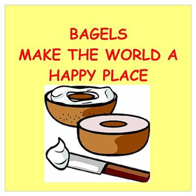 bagels Poster