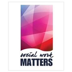 Social Work Matters Poster