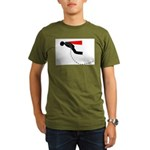 Dignity Please Signs Organic Men's T-Shirt (dark)