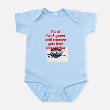 Twisted Stitches Infant Bodysuit