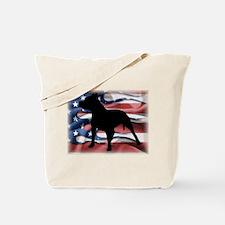 Pit Patriot Tote Bag