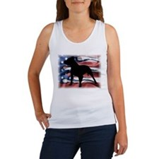 Pit Patriot Women's Tank Top