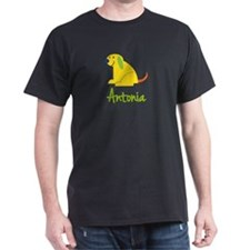 Antonia Loves Puppies T-Shirt
