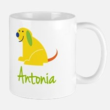 Antonia Loves Puppies Mug