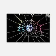 Jmcks The Web Rectangle Magnet