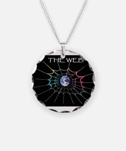 Jmcks The Web Necklace