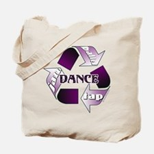 Recycle Dance Tote Bag