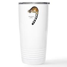 Ring-Tailed Cat Travel Mug