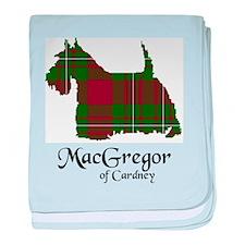 Terrier - MacGregor of Cardney baby blanket