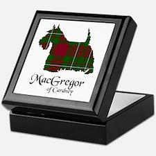 Terrier - MacGregor of Cardney Keepsake Box