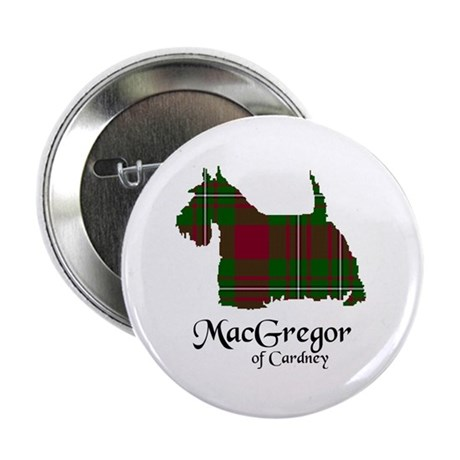 """Terrier - MacGregor of Cardney 2.25"""" Button (10 pa"""