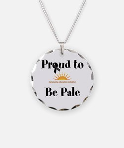 Proud to be Pale Necklace