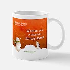Snowman Wish Mug