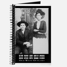 Belle Starr and Blue Duck Journal