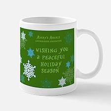 Serene Snowfall Mug