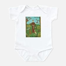Saint Francis of Assisi Infant Bodysuit
