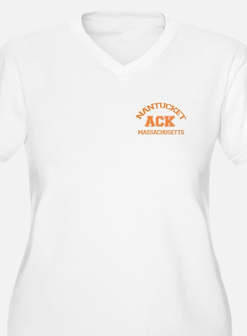 Nantucket MA - Varsity Design T-Shirt