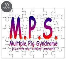 Multiple Pig Syndrome Puzzle