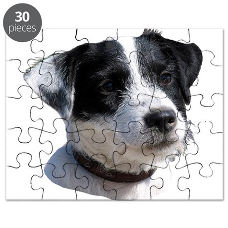 """""""Jackrussell 2"""" Puzzle"""