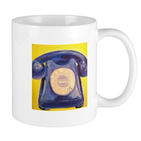Telephone Regular Mug
