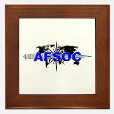 AFSOC (new) Framed Tile