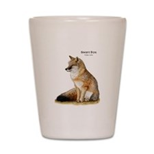 Swift Fox Shot Glass