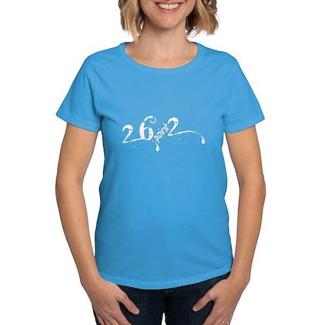26.2 - 26 point 2 Women's Dark T-Shirt