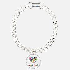 Hippie Heart Bracelet