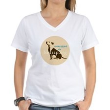 understand me Women's V-Neck T-Shirt