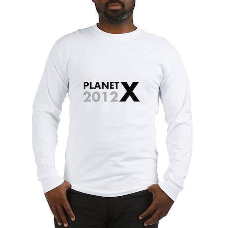 Planet X 2012 Long Sleeve T-Shirt